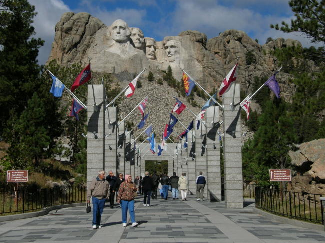 Diandy Custer Sd Mt Rushmore And Rapid City