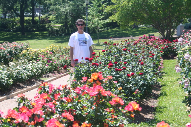 Diandy Tyler Tx Rose Garden